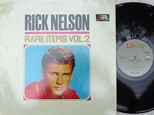 Ricky Nelson Dutch Reissue LP Rare items Vol.2 NM Teen idol Rock Pop