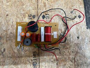 Klipsch speaker KG 2.2 crossover network