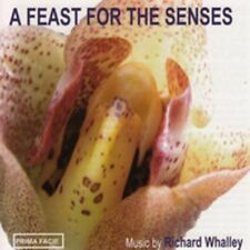 A Feast tor the Senses: Music by Richard Whalley (CD, Aug-2014, Prima Facie)