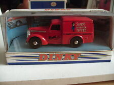 "Matchbox Dinky DY-8 1948 Commer 8 CWT Van ""Sharp's Toffee"" in Red on 1:43 in Box"