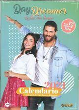 Calendario DAYDREAMER Le Ali del Sogno 2021 Can Yaman day dreamer