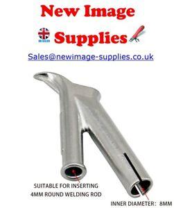 Speed Welding Nozzle for Leister Plastic Vinyl Hot Air Welder, UK Stock