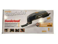 Rockwell Shop Series Sonictool 2.5 Amp Oscillating Tool