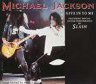 Michael Jackson Give in to me (1993) [Maxi-CD]