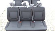 Opel Vivaro Sitzbank 2 Reihe Renault Traffic 3 Nissan NV300 NEU