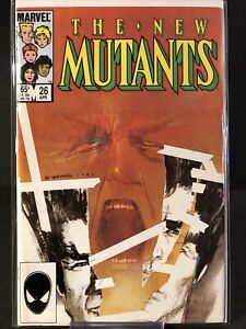 The New Mutants #26 -1st Appearance Legion Marvel Comics- 9.4 (RC)