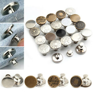 5Pcs Buttons Clothing Connectors Mixed Lot Sewing Crafts Metal Snap Fastener new