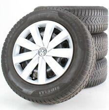 VW Passat 3G B8 Winterräder 16 Zoll Stahlfelgen mit Radkappen Felgen 3Q0601027