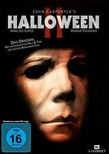 HALLOWEEN II (Jamie Lee Curtis, Donald Pleasance) NEU+OVP