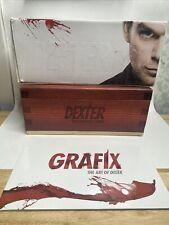 Dexter: The Complete Series (Blu-ray Disc, 2013, 25-Disc Set) GRAFIX -Box Damage