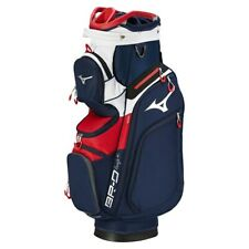 Mizuno BR-D4 Cart Bag 2019 - Red, White and Blue