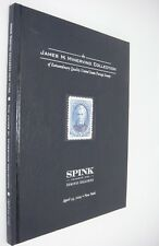 James Minervino COLLEZIONE High End DEGLI STATI UNITI FRANCOBOLLI Spink shreves catalogo asta 2009