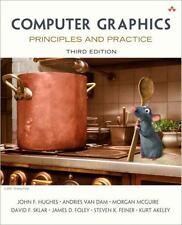 Computer Graphics : Principles and Practice by Steven K. Feiner, Kurt Akeley,...