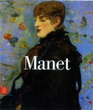 Manet. Catalogo della mostra di Roma 08.10.2005 – 05.02.2006