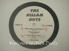 "The Killah Kuts,throwback,Token Back,Strawberry Bonce,Throwback...(VG) 12"""