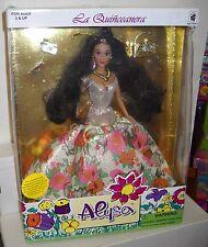 #7117 NRFB Vintage Integrity Toys La Quinceneara Alysa Hispanic Doll