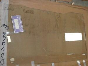 NOS OEM MoPar 1967-1969 Plymouth Barracuda Cuda Fastback RH Door Glass CLEAR