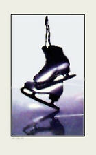 The Perfect Pointe Hanging Skates Poster - CLEARANCE PRICED STYLISH DECOR
