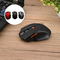 Wireless Optical Mouse Gamer For PC Laptop 2.4Ghz Cordless Gaming Mice&Receiver