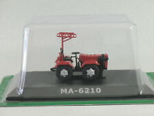 1/43 scale model MA-6210 USSR TRACTORS,history,people,car No.111