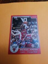 MICHAEL JORDAN 🏀 ~ REPRINT ~ 1984-85 Star Basketball  ROOKIE RC #101 REPRINT