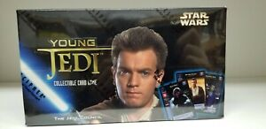 STAR WARS Young Jedi Jedi Council Starter Box Episode 1 Star Wars 12 LOT