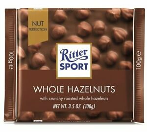 Ritter Sport Chocolate Bars 100g