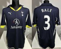 Tottenham Hotspur 2010 2011 Third BALE football shirt soccer jersey Puma L men