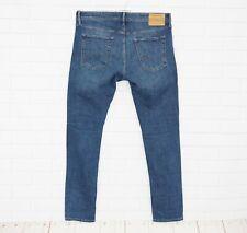 Jack & Jones Jeans Uomo Tgl W34 - L32 Modello Glenn Sottile