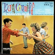 """Ray Conniff's marvelous 25 cm 10"""" Philips 07847 LP VG++, CV EX Sinfonia"""