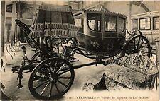 CPA   Versailles  - Voiture du Baptéme du Roi e Rome (353486)