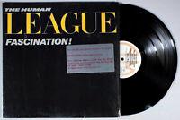 Human League - Fascination (1983) Vinyl LP •PLAY-GRADED• Keep Feeling
