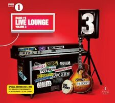 Live Lounge Vol. 3 (Special Edition 2CD+DVD) Foo Fighters Script Adele Elbow REM