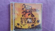 COMPILATION - SUMMER STARZ CRAZY SUMMER RADIO 105. CD
