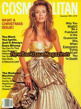 Cosmopolitan 12/92,Frederique,December 1992,NEW