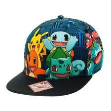 Chapeaux multicolores Pokémon pour homme