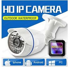 HD 2MP 1080P IP Camera Outdoor Security P2P Network Onvif RTSP 36IR Night Vision