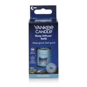 NEW Yankee Candle Starry Slumber Sleep Diffuser Oil