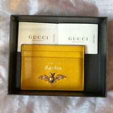 gucci card holder With Box