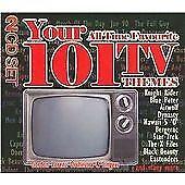 Gordon Lorenz - Your 101 All Time Favourite TV Themes (2009)