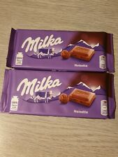 🍫 Milka Noisette 100g milk chocolate x2
