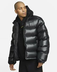NIKE x DRAKE NOCTA PUFFER BLACK - SIXE XS and S - DS