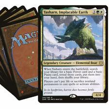 YASHARN Commander Deck MTG Green White Magic the Gathering EDH Lot with Rares