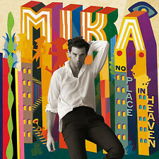 Mika : No Place in Heaven CD (2015)