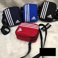 Mens Messenger Bag Cross Body Black Shoulder Utility Travel Work Bag Womens Bag