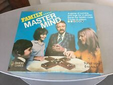1979#VINTAGE FAMILY MASTER MIND MASTERMIND  INVICTA GAMES#FACTORY SEALED