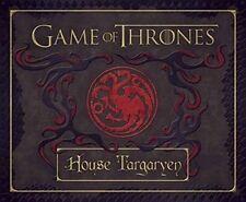 GAME OF THRONES HOUSE TARGARYEN DELUXE STATIONARY SET #sfeb17-28