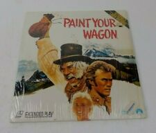 LASER VIDEODISC - PAINT YOUR WAGON - EXTENDED PLAY