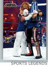 2011 WWE Champions #53 Edge Rey Mysterio