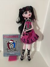 Draculaura Picture Day Monster High Doll